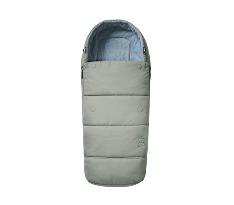 Joolz Universal Earth  Footmuff In Elephant Grey