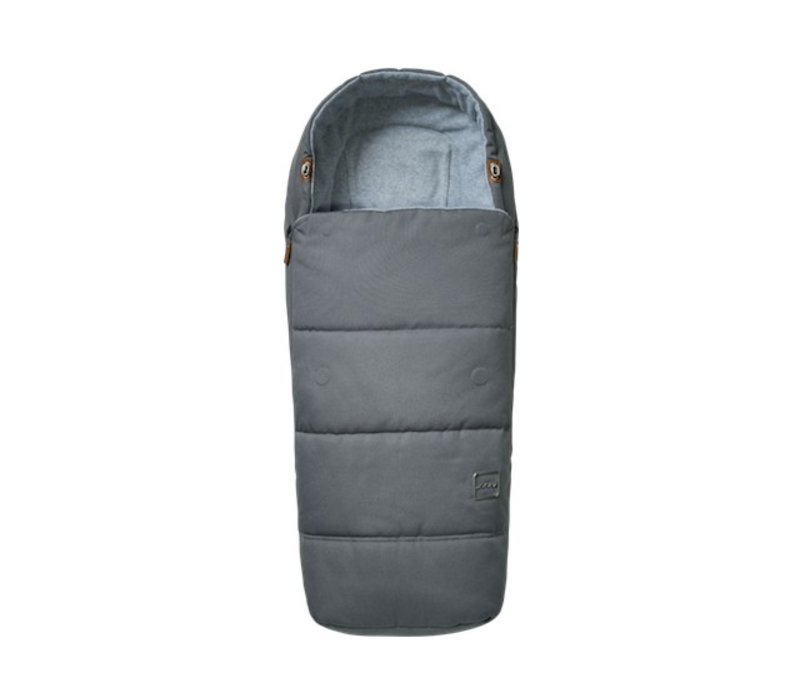 Joolz Universal Earth Footmuff In Hippo Grey
