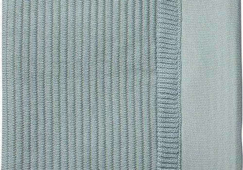 Joolz Joolz Essentials Ribbed blanket  Mint