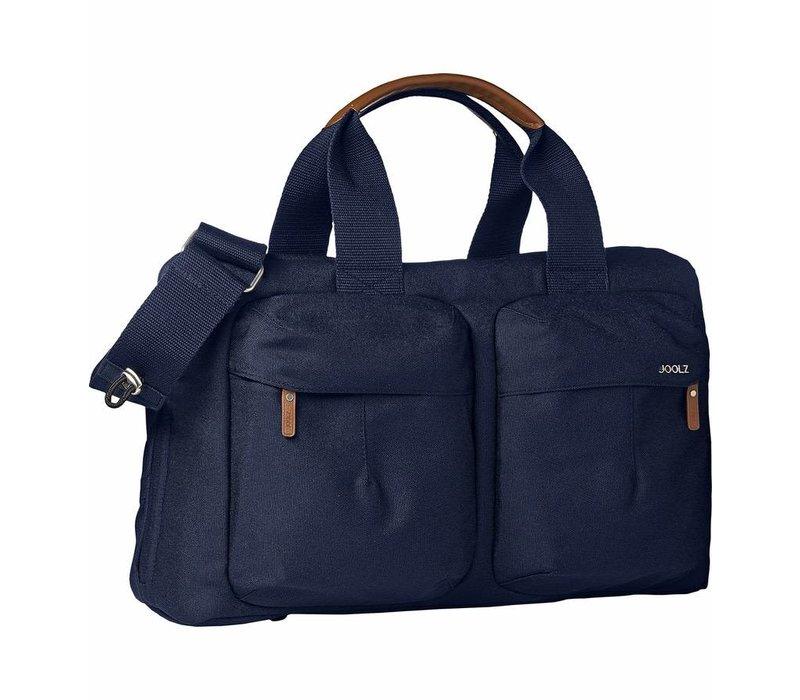 Joolz Universal Earth Nursery bag In Parrot Blue