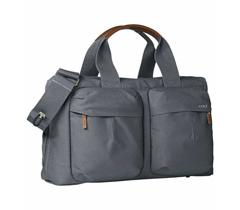 Joolz Universal Earth Nursery Bag Hippo Grey