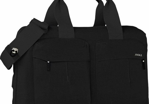 Joolz Joolz Universal Studio Nursery Bag In Noir