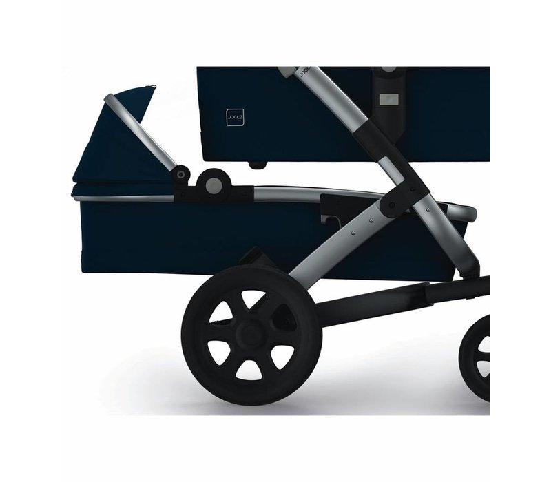 Joolz Geo2 Earth Lower Cot Plus seat In Parrot Blue