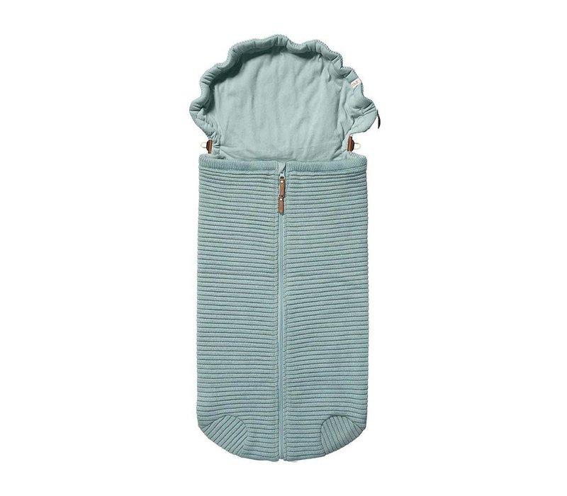 Joolz Essentials Ribbed Nest  Mint