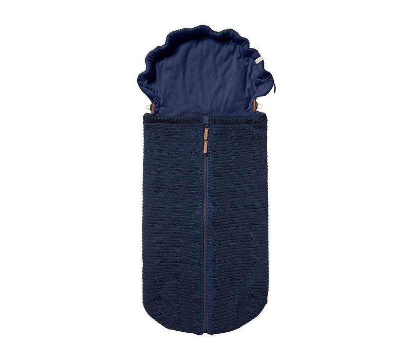 Joolz Essentials Ribbed Nest  Blue