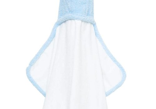 Little Giraffe Little Girafe Bella Blue Towel