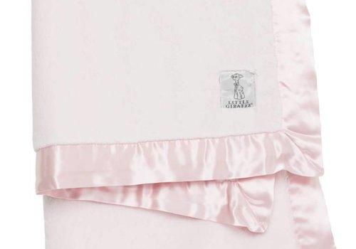Little Giraffe Little Giraffe Luxe Blanket In Pink