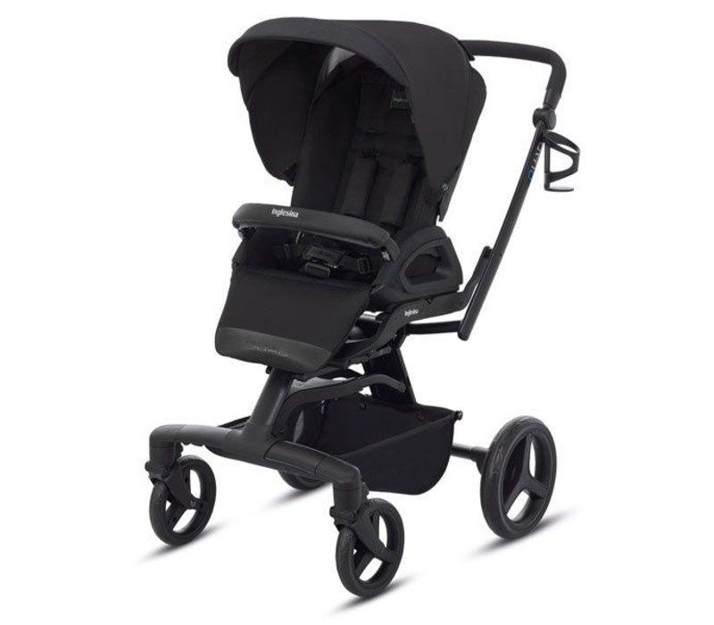 2017 Quad Stroller In Total Black