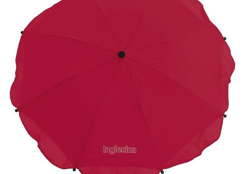 Inglesina Inglesina Stroller Umbrella Parasol In Red