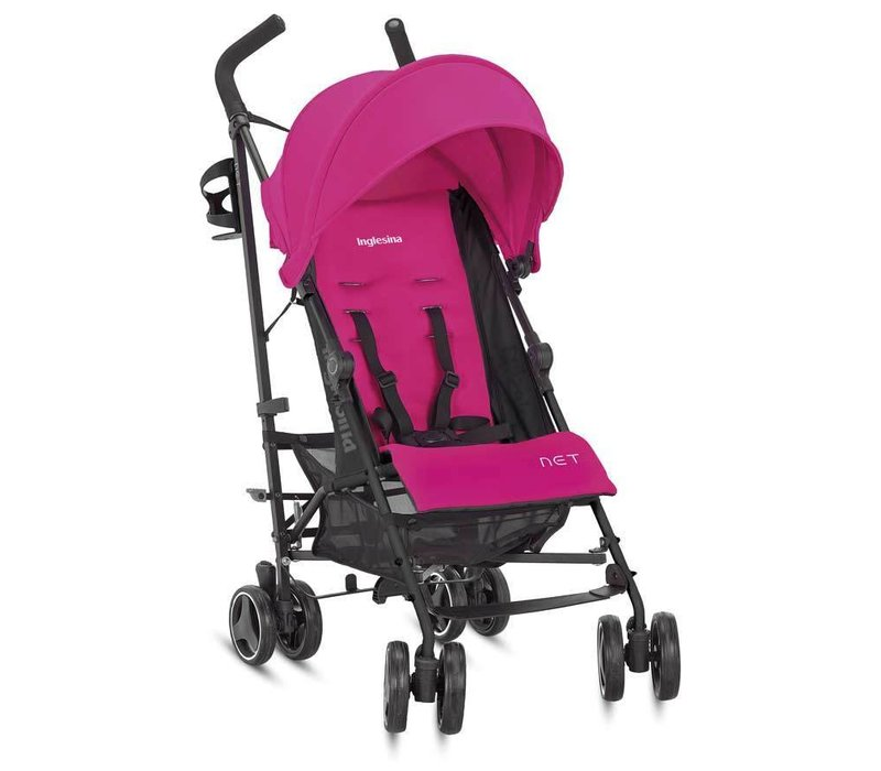 2017 Inglesina Net Stroller In Caramella (Pink)