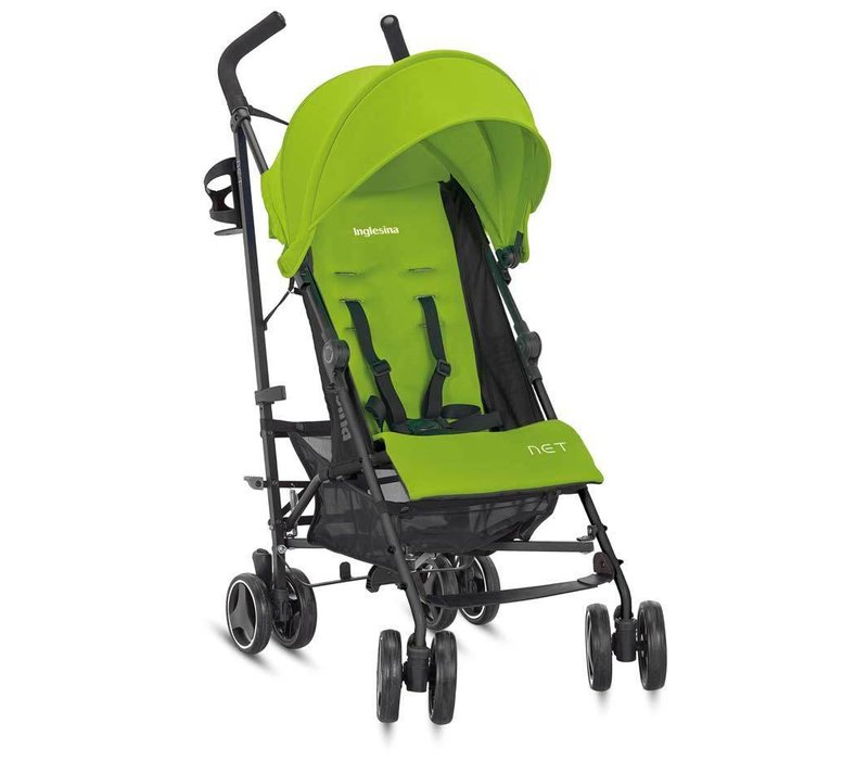 2017 Inglesina Net Stroller In Citronella (Green)