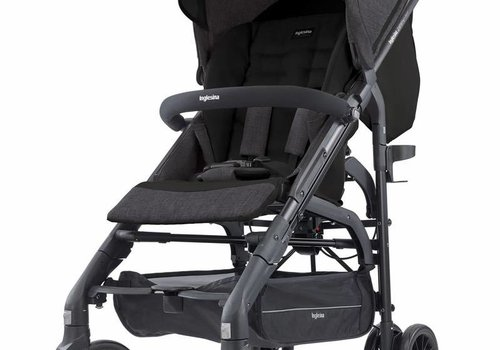 Inglesina 2019 Inglesina Zippy Light Stroller In Volcano Black