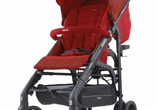 Inglesina 2019 Inglesina Zippy Light Stroller In Brick Red