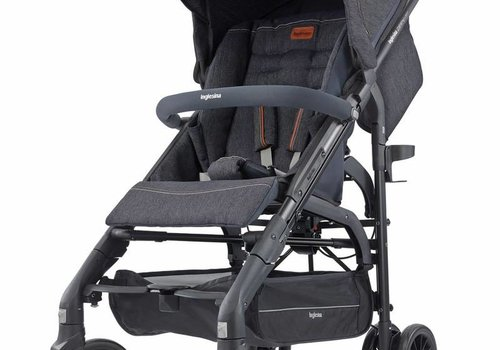 Inglesina 2019 Inglesina Zippy Light Stroller In Village Denim
