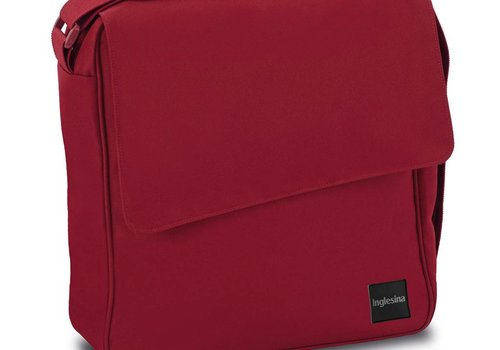 Inglesina Inglesina Quad/Trilogy City Diaper Bag In Intense Red