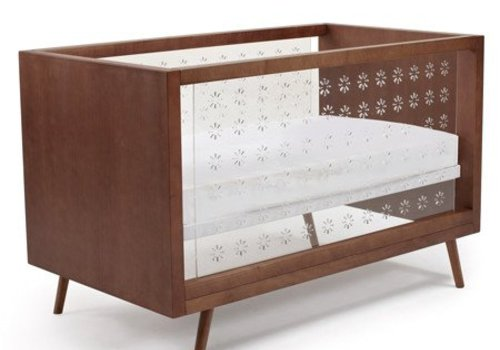 Ubabub Ubabub Nifty Clear Crib