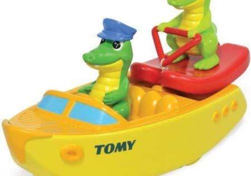 Tomy Tomy Ski Boat Croc