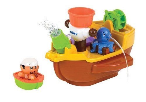 Tomy Tomy Pirate Bath Ship Toy