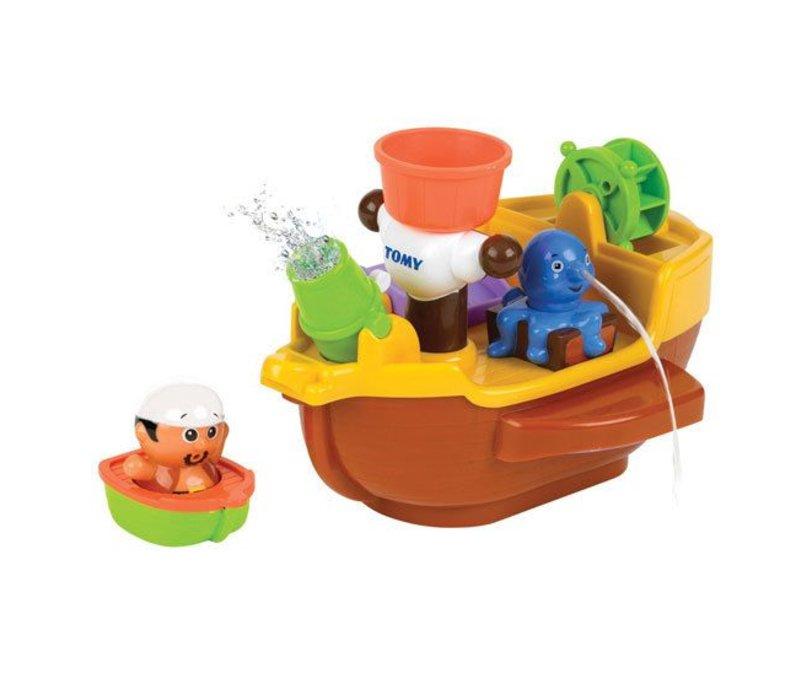 Tomy Pirate Bath Ship Toy