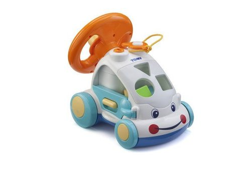 Tomy Tomy Activity Auto Car Toy