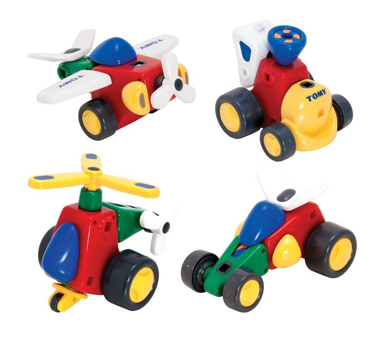 Tomy Constructable Vehicles