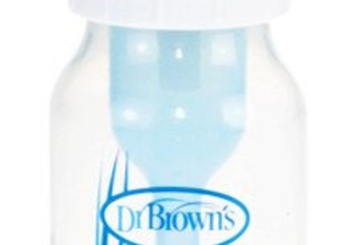 Dr. Brown Dr. Browns Standard Neck 4 Ounce Plastic Bottle