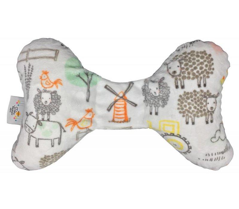 Baby Elephant Ears Luxe - Barynyard Minky