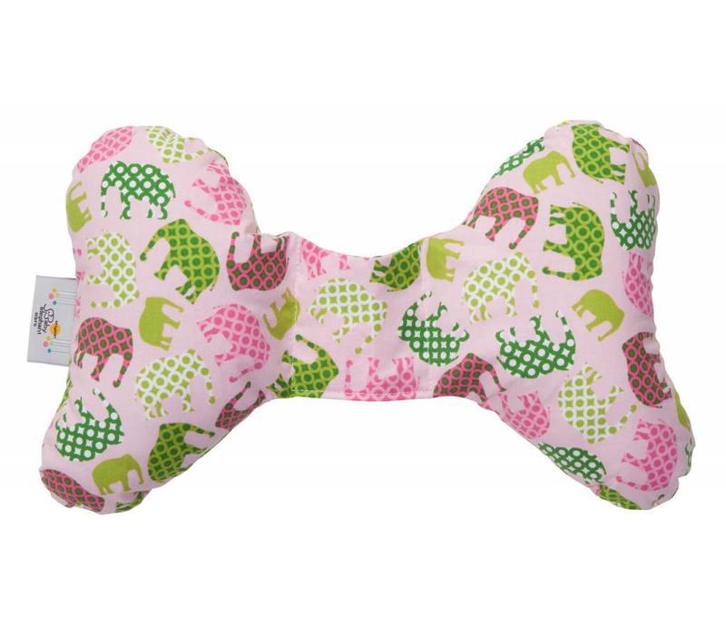 Baby Elephant Ears- Pink Elephant