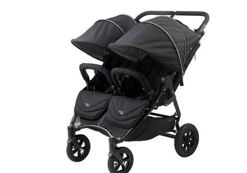 Valco Baby Valco Baby Neo Twin Duo In Black