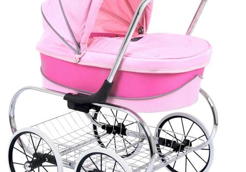 Valco Baby Valco Baby Princess Pink Doll Stroller