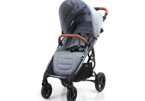 Valco Baby Valco Baby Snap 4 Trend Single Tailor Made In Grey Marle