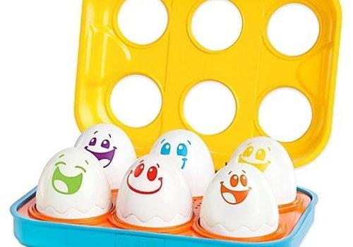 Tomy Tomy Hide N Squeak Eggs