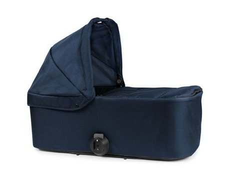 Bumbleride 2017 Bumbleride Indie Twin Bassinet-Carrycot In Maritime Blue