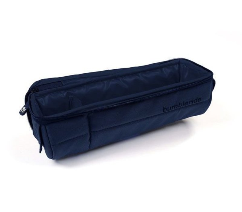 Bumbleride Snack Pack In Maritime Blue For Single Strollers