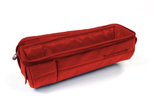Bumbleride Bumbleride Snack Pack In Red Sand For Single Strollers