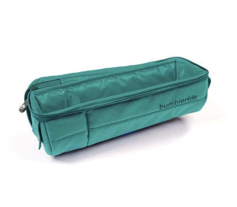 Bumbleride Snack Pack In Tourmaline For Single Strollers