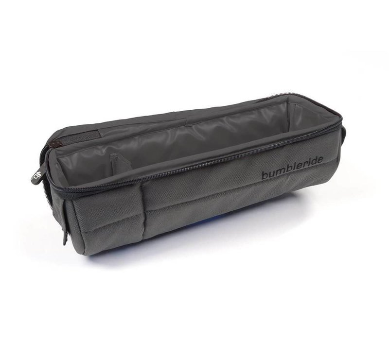 Bumbleride Snack Pack In Dawn Grey For Double Strollers