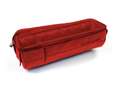 Bumbleride 2017 Bumbleride Snack Pack In Red Sand For Double Strollers