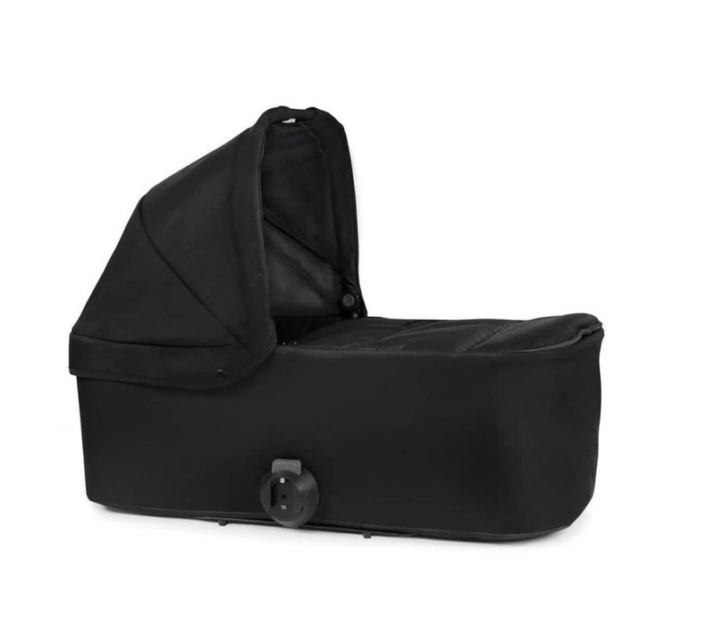 2017 Bumbleride Indie Twin Bassinet-Carrycot In Matte Black