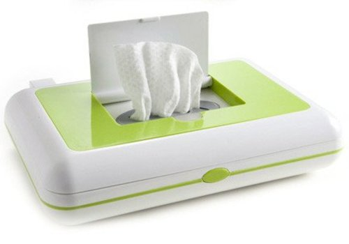 Prince Lionheart Prince Lionheart Compact Travel Wipes Warmer In Green