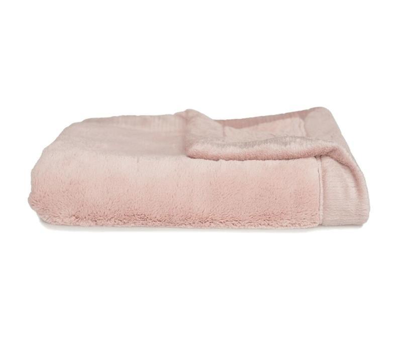 Saranoni Receiving Blanket In Ballet Slipper/Ballet Slipper Medium 30'' x 40''