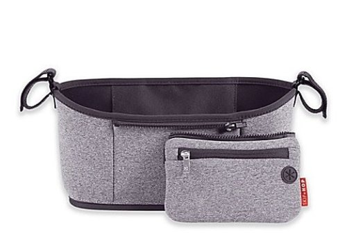 Skip Hop Skip Hop Stroller Organizer In Heather Grey