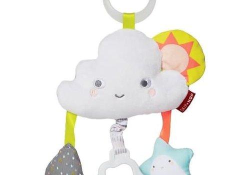Skip Hop Skip Hop Silver Lining Cloud Jitter Stroller Toy