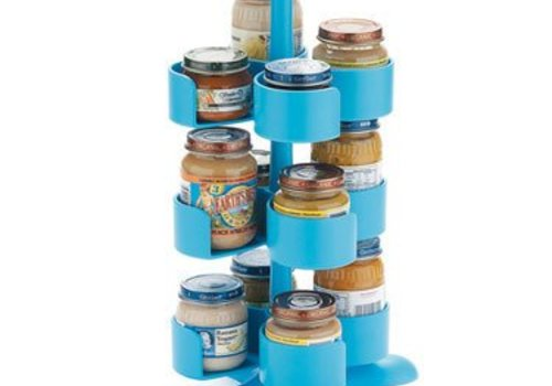 Skip Hop CLOSEOUT!!! Skip Hop Chow Baby Food Holder In Marine