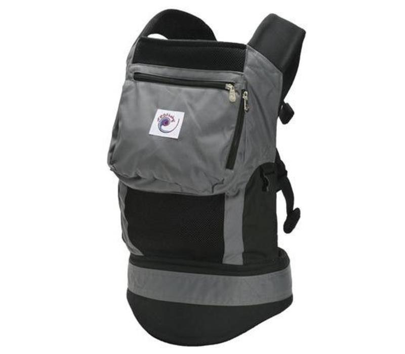 Ergobaby Performance Carrier In Charcoal Black