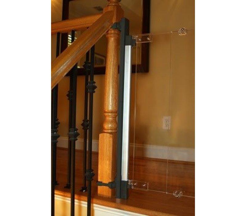 Qdos Stair Mounting Kit - Slate