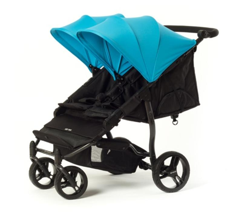 Baby Monsters Color Pack- Canopies, Liners, Shoulder Pads In Turquoise
