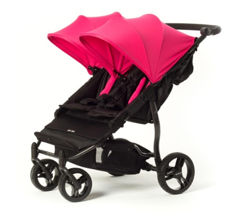 Baby Monsters Color Pack- Canopies, Liners, Shoulder Pads In Pink (Fucsia)