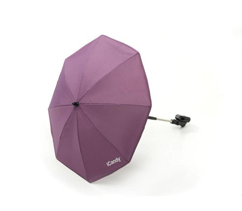 CLOSEOUT!!! iCandy Apple/Pear Parasol In Grape