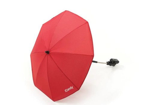 i Candy CLOSEOUT!!! iCandy Apple/Pear Parasol In Redcurrant